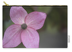 Pink Four Carry-all Pouch by Jacqui Boonstra