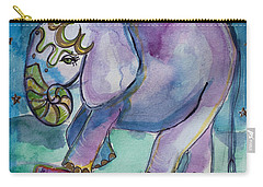 Lovely Little Elephant2 Carry-all Pouch
