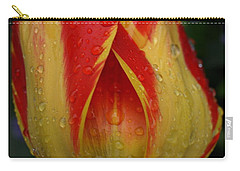Lovely Tulip Carry-all Pouch