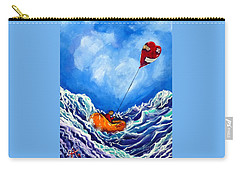 Love's Castaway Carry-all Pouch by Jackie Carpenter