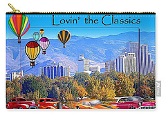 Lovin The Classics Carry-all Pouch by Bobbee Rickard