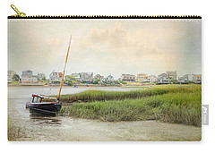 Low Tide On The Basin Carry-all Pouch