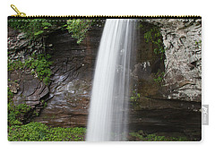 Lower Fall At Hills Creek Carry-all Pouch