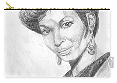 Lt. Uhura Carry-all Pouch by Thomas J Herring
