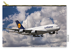 Lufthansa A380 Hamburg Carry-all Pouch