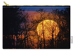 Luminescence Carry-all Pouch by Bill Pevlor