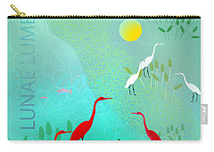 Lunae Lumen - Limited Edition Of 15 Carry-all Pouch