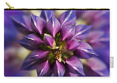 Lupine Kaleidoscope Carry-all Pouch by John Vose