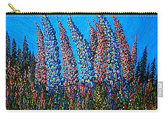 Lupins - Study No. 1 Carry-all Pouch