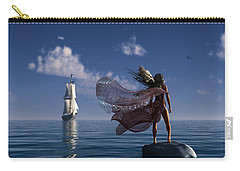 Lure Of The Siren... Carry-all Pouch by Tim Fillingim