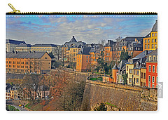 Luxembourg Fortification Carry-all Pouch
