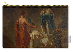 Lycurgus Consulting The Pythia Carry-all Pouch
