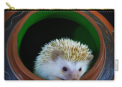 Lyla The Hedgehog Carry-all Pouch