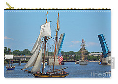 Lynx Topsail Schooner Carry-all Pouch