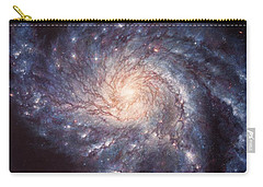 M101 Pinwheel Galaxy Carry-all Pouch