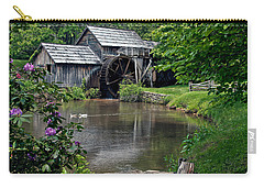 Mabry Mill In May Carry-all Pouch