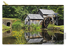 Mabry Mill In Virginia Carry-all Pouch
