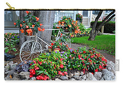 Mackinac Island Garden Carry-all Pouch