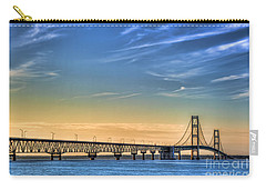 Mackinac Sunset Carry-all Pouch