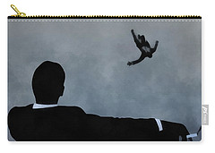 Mad Men Art Carry-all Pouch by Dan Sproul