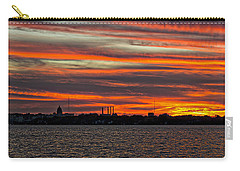 Madison - Skyline Sunset Carry-all Pouch