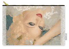 Madonna Wow Carry-all Pouch by Catherine Lott