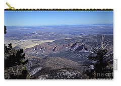 Magdalena Mountains - Socorro - New Mexico Carry-all Pouch