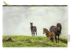 Magic In The Mist Carry-all Pouch