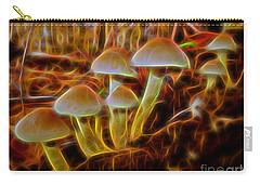 Magic Mushroom-3 Carry-all Pouch