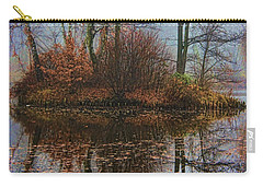 Magic Reflection Carry-all Pouch by Mariola Bitner