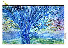 Magic Thorn Tree The Celtic Tree Of Life Carry-all Pouch