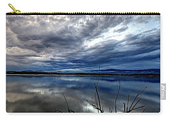 Magical Lake - Vertical Carry-all Pouch