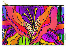 Magical Mystery Garden Carry-all Pouch