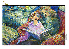 Magical Storybook Carry-all Pouch