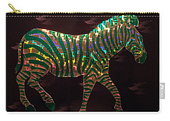 Magical Zebra  Carry-all Pouch