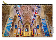Magnificent Cathedral II Carry-all Pouch by Ray Warren