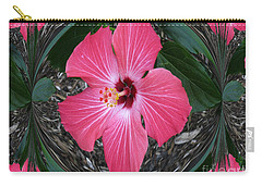 Carry-all Pouch featuring the photograph Magnificent Flower by Oksana Semenchenko