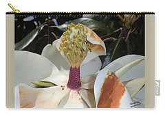 Magnolia Magnicence  Carry-all Pouch