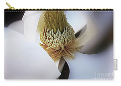 Magnolia Close Up Carry-all Pouch