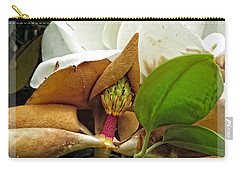 Magnolia Flowers - Flower Of Perseverance Carry-all Pouch