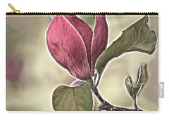 Magnolia Glow Carry-all Pouch