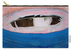 Magpie Original Painting Carry-all Pouch