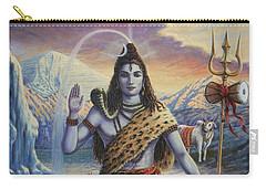 Mahadeva Shiva Carry-all Pouch