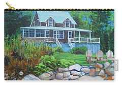 Maine Cottage Carry-all Pouch