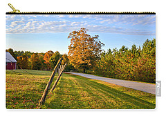Maine Morning Carry-all Pouch