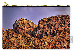 Carry-all Pouch featuring the photograph Majestic 15 by Mark Myhaver