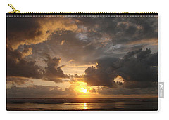 Majestic Sunset Carry-all Pouch by Athena Mckinzie