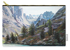 Majestic Montana Carry-all Pouch