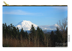 Majestic Mount Rainier Carry-all Pouch
