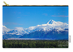 Majestic Mt Mckinley Carry-all Pouch